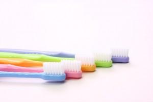 色々な歯ブラシ