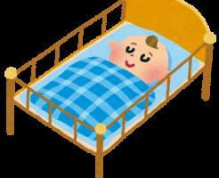 夜眠らない赤ちゃん