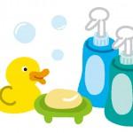 赤ちゃんのお風呂の時間!月齢別にあった入浴方法とは?