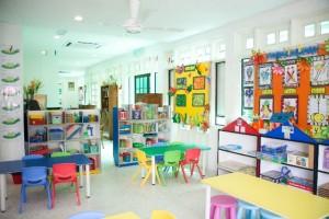 海外の幼稚園