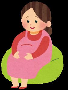 お腹の中の赤ちゃん
