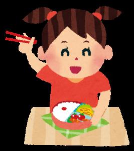 幼稚園のお弁当を簡単に