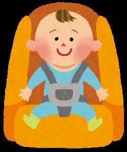 寝ない赤ちゃんはドライブがおすすめ