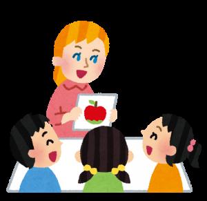子供の習い事に英語