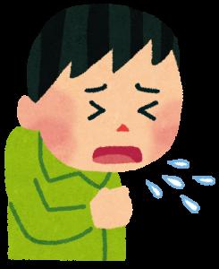 咳が止まらない子供