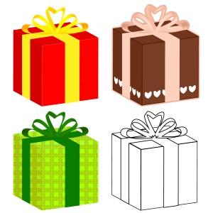 子供のプレゼント交換