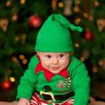 赤ちゃんのクリスマス衣装!簡単アイデアでXmasをおしゃれに楽しもう!