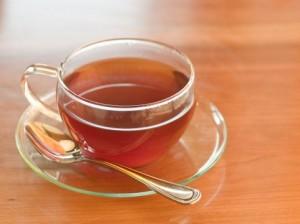 紅茶にカテキン