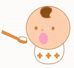 ごっくん期の離乳食