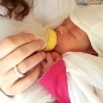赤ちゃんがミルクを吐く!恐ろしい病気の可能性はあるの?