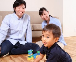 子育ての価値観