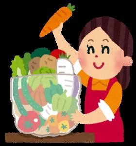 野菜嫌いを克服