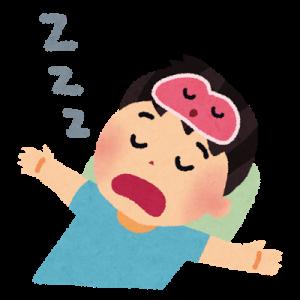 熱中症対策に睡眠