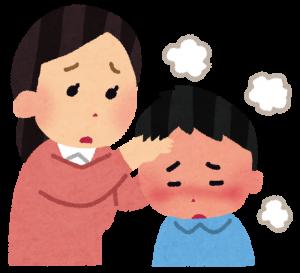 子供のインフルエンザ