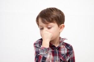 子供の口臭