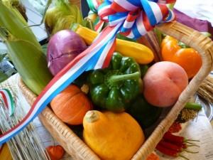 離乳食に野菜