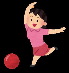 子供の運動不足