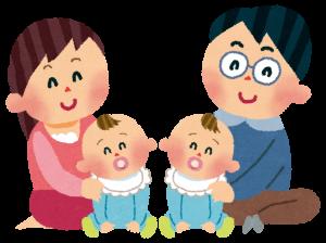 双子の出産準備