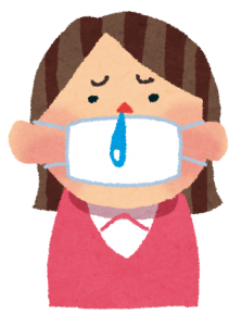 妊婦の鼻水の原因