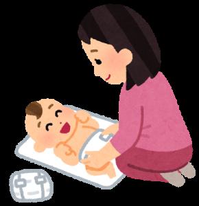 新生児のおむつかぶれ